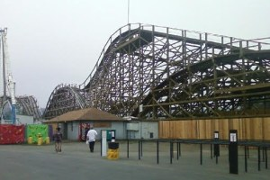 The Puyallup rollercoaster
